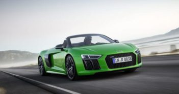 The original Audi R8 was was a game-changer for the road-ready sports car scene. The new Audi R8 Spyder V10 Plus takes things to the next level.