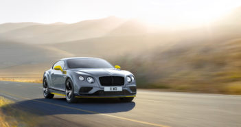 The Continental GT Speed is Bentley's fastest yet and, complemented by a new Black Edition finish, promises to marry style and street-savvy performance.