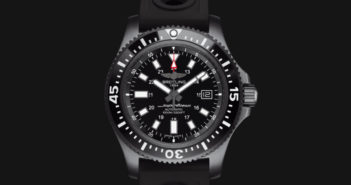 Breitling taps into its extensive experience with underwater adventure with the new Breitling Superocean 44 Special, its deepest diving watch yet.