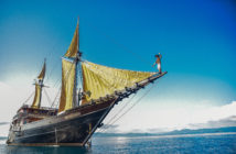 Nick Walton travels to far eastern Indonesia to dive among the islands of remote Raja Ampat aboard the luxurious Alila Purnama.