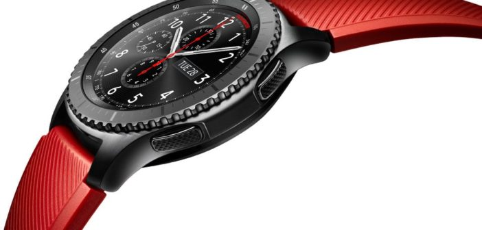 Samsung has extended its wearables portfolio with the Gear S3 smartwatch, which combines timeless design with the latest mobile technology.