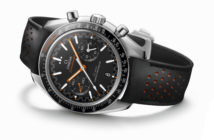 Omega gives into its passion for performance and speed with the arrival of the new Speedmaster Racing Master Chronometer.