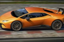 The new Lamborghini Huracán Performante combines cutting-edge technology with the marque's most powerful V10 engine to date.