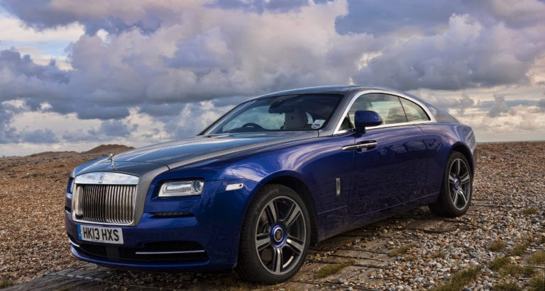 Driving a Rolls-Royce is a rite of passage for the super-wealthy, discovers Cindy-Lou Dale as she slips behind the wheel of the new Rolls-Royce Wraith.