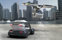 Flying vehicles that can soar like helicopters could have a major role to play in the cities of the future says technology correspondent Jamie Carter.