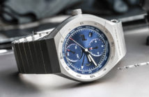 Porsche Design taps into the brand's racing legacy with the Monobloc Actuator collection of luxury timepieces designed to capture life by the millisecond.
