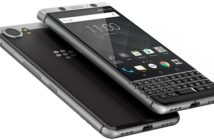 Just when you thought Blackberry had had its technological day, the company reveals the groundbreaking new KEYone smartphone.
