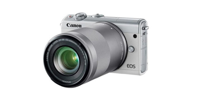 The new Canon EOS M100 camera is not only a stylish addition to your carry on, but is packed with features and cutting-edge technology.