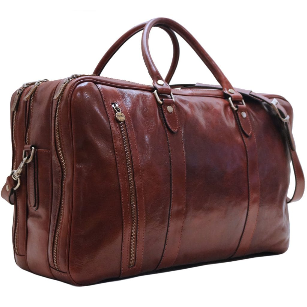 Floto Collection Suitcase Duffle