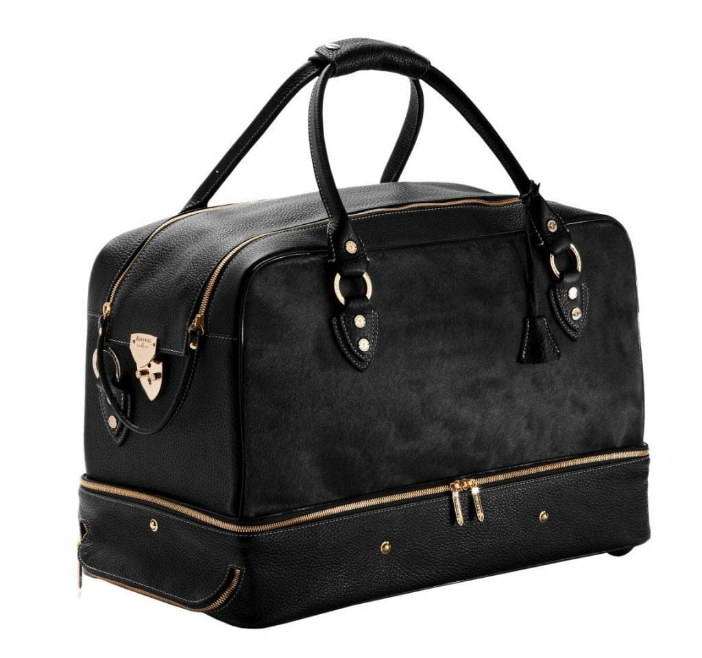 Portofino Rolling Travel Bag