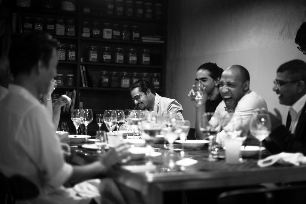 Mumbai's secret supper clubs are the perfect destinations for foodies looking for company and cuisine in equal measure, discovers Reshma Krishnan Barshikar.