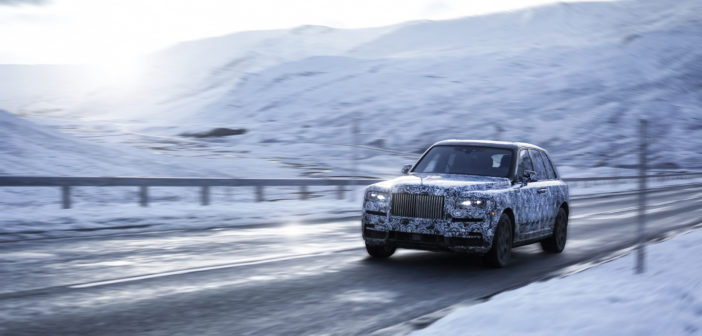 Rolls-Royce finally puts a name to its SUV concept, with the Rolls-Royce Cullinan set to revolutionise the luxury sports utility market.