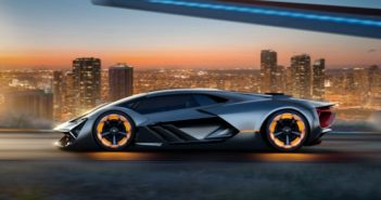 Automobili Lamborghini, in collaboration with whiz kids at MIT, has presented the Terzo Millennio, a concept car that will blow your mind.