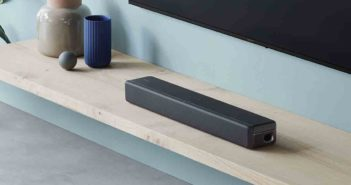 Sony's new HT-SF200 compact soundbar delivers you a cinematic sound experience right to the comfort of your own sofa.