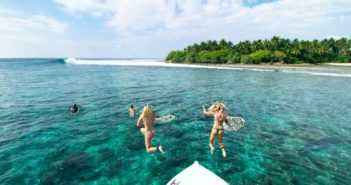 If you fancy hanging ten in paradise, Niyama Private Islands has the inside scoop on the best breaks across the Maldives.
