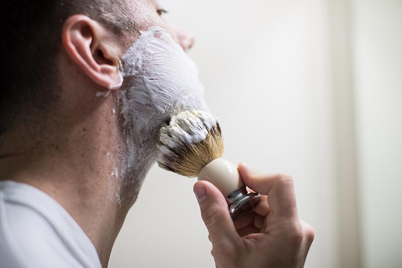 perfect shave