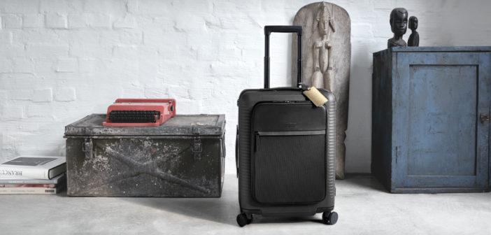 smart suitcase