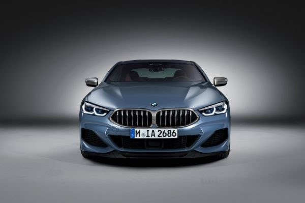 BMW 2019 8 Series Coupe