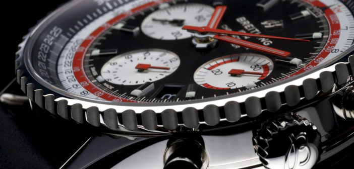 Navitimer 1 B01 Chronograph 43 Swissair Edition