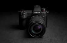 panasonic lumix s1h camera