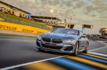 bmw hong kong 8 series coupe race