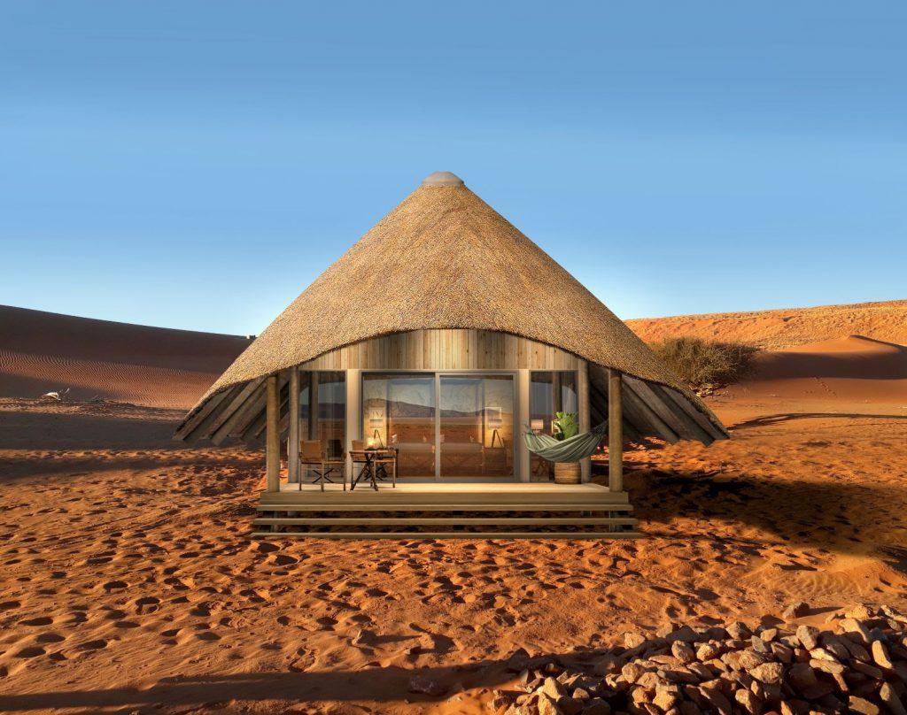 Kwessi Dune Lodge in Namibia