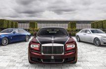 Ghost Zenith Rolls Royce