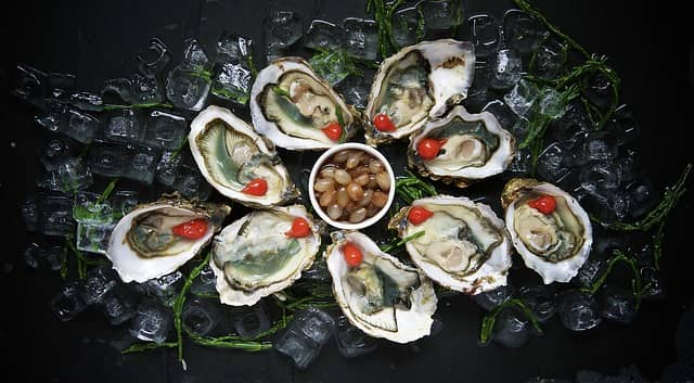 oysters men's sexual health