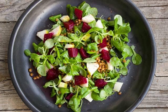 salad men's sexual health