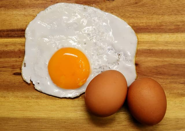 egg vitamin d