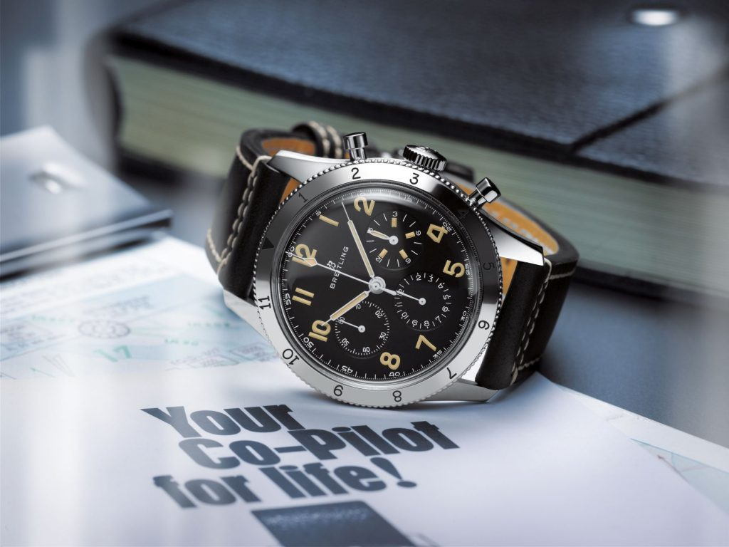 AVI Ref. 765 1953 Re-Edition Brietling Co-Pilot