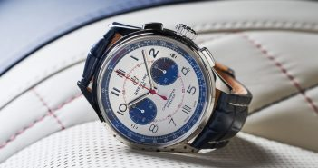 Breitling Shows Bentley the Love with New Timepiece