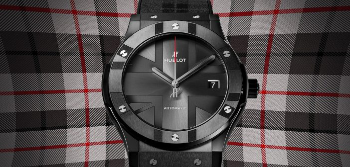 Hublot Classic Fusion Special Edition London