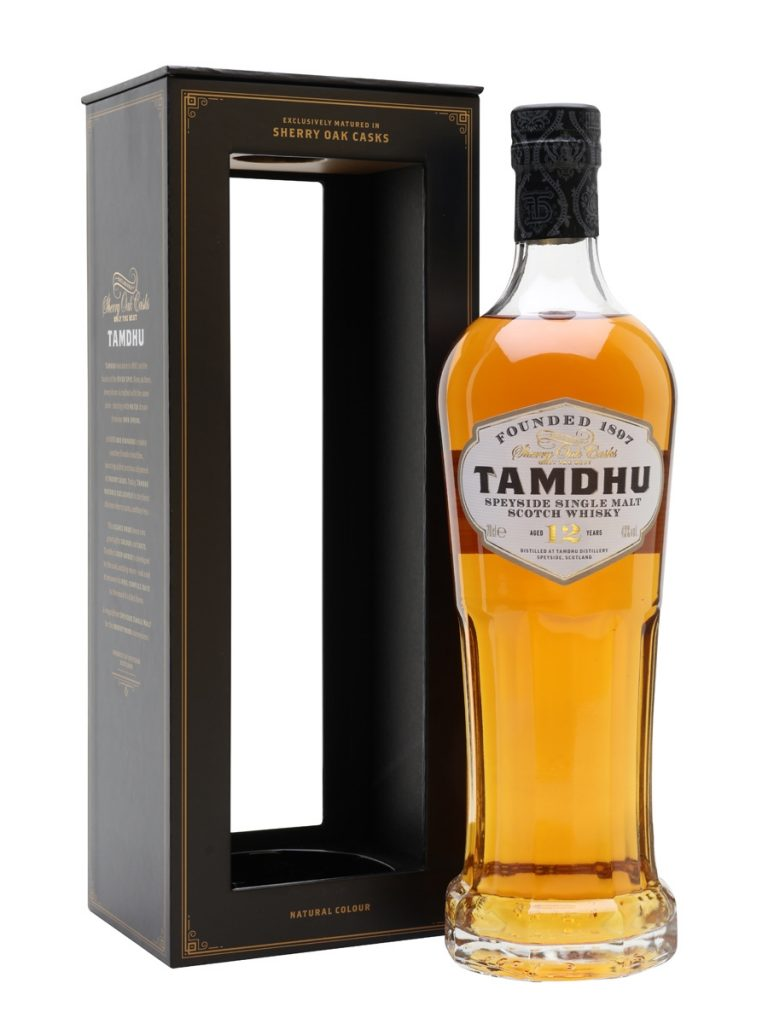 Tamdhu 12-Year-Old Whisky