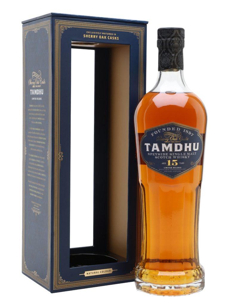 Tamdhu 15-Year-Old Whisky