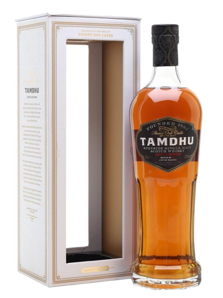 Tamdhu Batch Strength No.4 Whisky