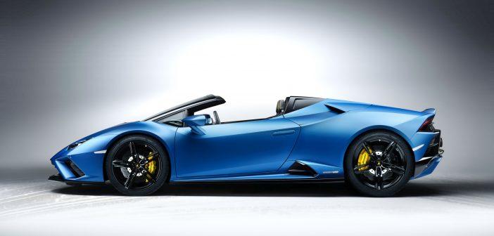 Lamborghini Huracán EVO Rear-Wheel Drive Spyder
