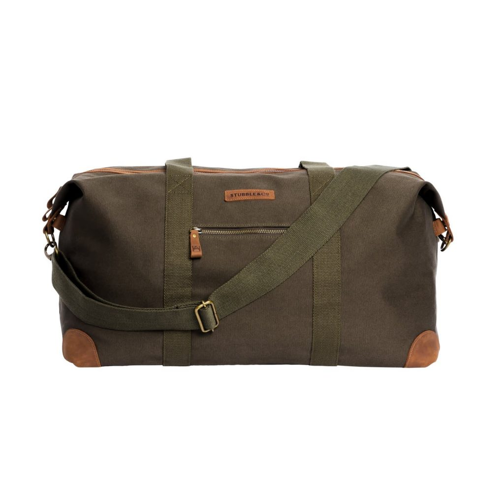 stubble and co weekend bag