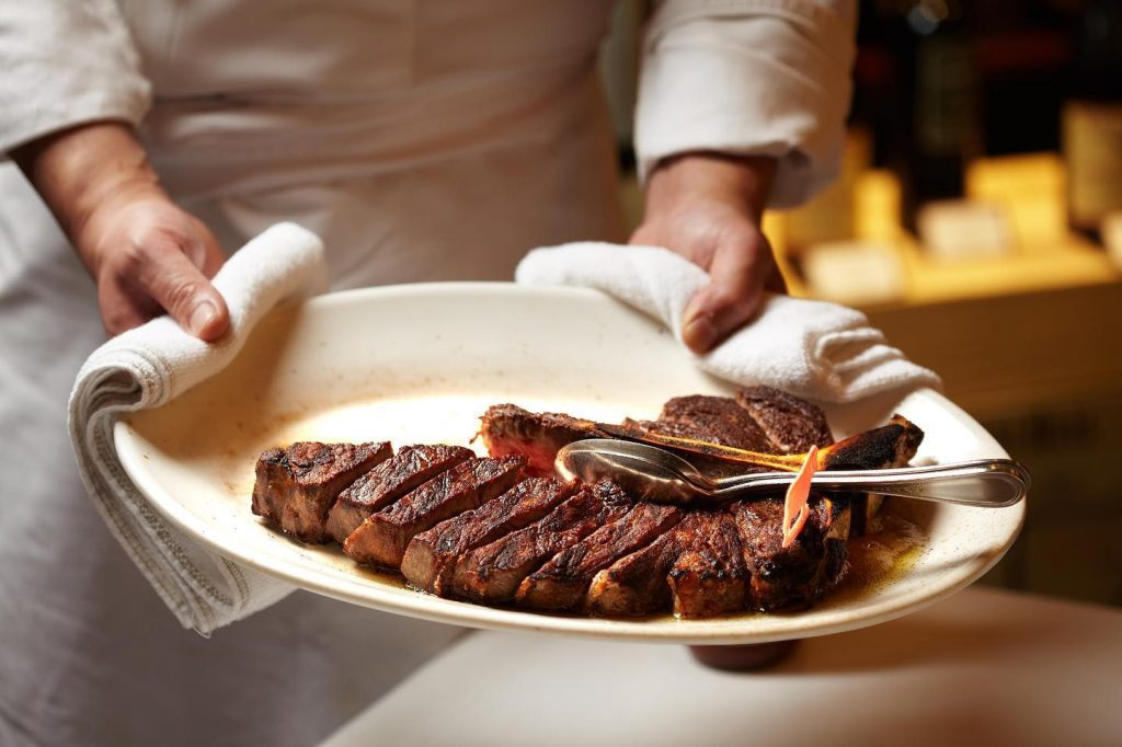 Wolfgang's Steakhouse - If your inner-carnivore is waking and starting to growl, you might want to make a booking at one of these top Hong Kong steakhouses.