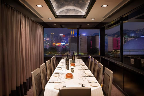 Morton's Steakhouse - If your inner-carnivore is waking and starting to growl, you might want to make a booking at one of these top Hong Kong steakhouses.