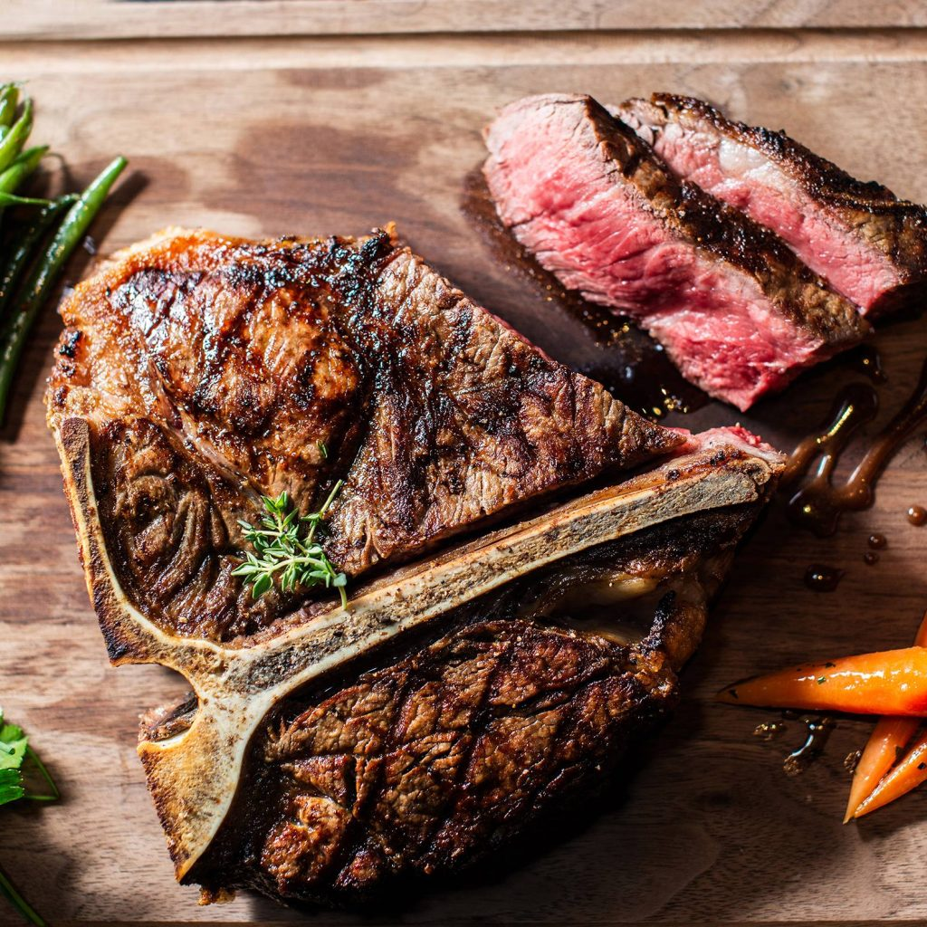 Grand Hyatt Steakhouse - If your inner-carnivore is waking and starting to growl, you might want to make a booking at one of these top Hong Kong steakhouses.