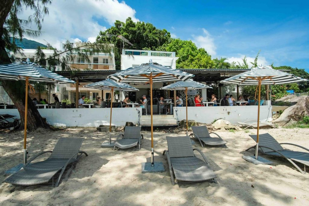 Combining British gastropub far with Australian beach culture flair, Bathers has opened on one of Hong Kong's most beautiful strips of coastline.
