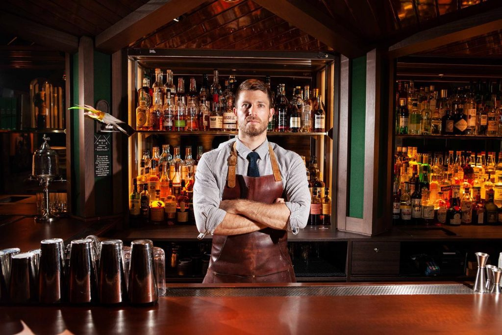 The Landmark Mandarin Oriental, Hong Kong has opened a unique new bar concept in collaboration with the iconic New York cocktail bar PDT (Please Don't Tell).