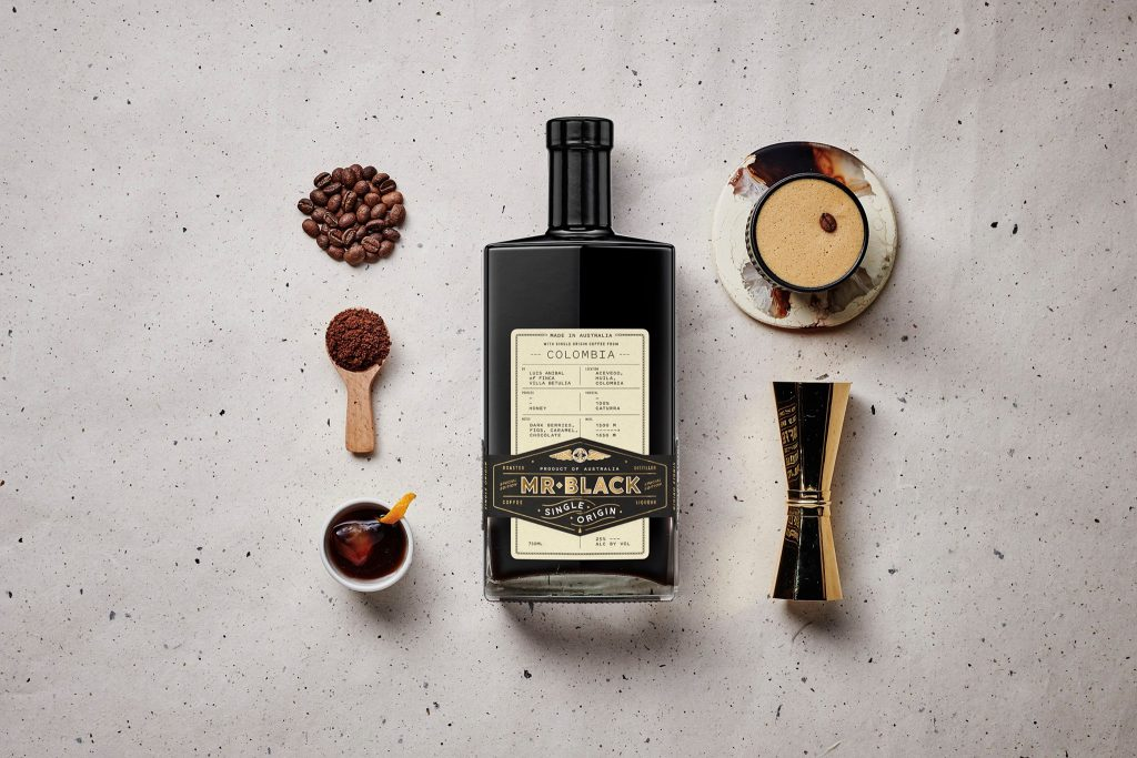 Creators of Mr Black, a bold new Australian craft spirit from New South Wales plan to change the way we look at the humble coffee liqueur.