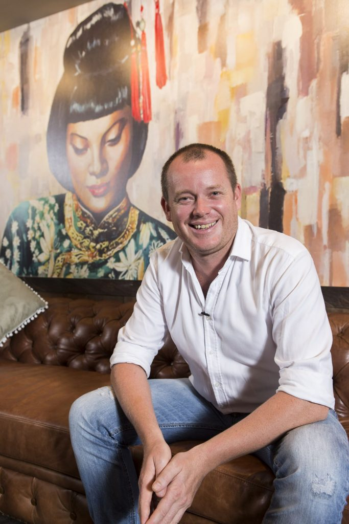 Acclaimed Australian chef Will Meyrick will showcase his culinary musing with the opening of Monsoon in Hong Kong this July.