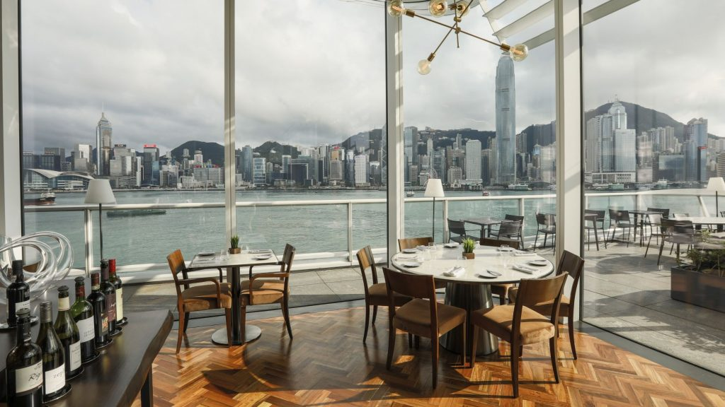 Combining stunning panoramic views and the best alfresco dining with the highest quality ingredients, Harbourside Grill captures the beauty and essence of Hong Kong.