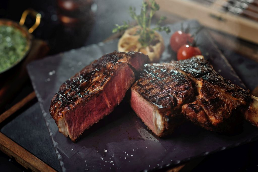 If your inner-carnivore is waking and starting to growl, you might want to make a booking at one of these top Hong Kong steakhouses.