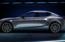 Italian auto marque Maserati enters the world of electric cars with the new Ghibli Hybrid, a refined take on the brand's classic sedan.