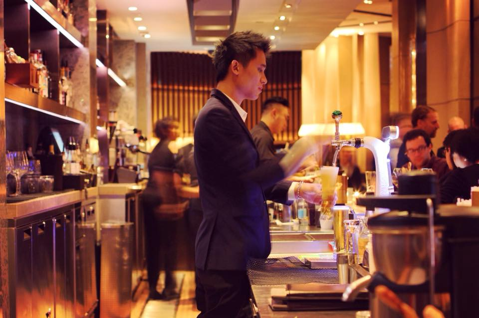 Cafe Gray Bar - From classics done right, to signature libations that will blow your mind, these are the hotel bars that are driving the city's cocktail scene.