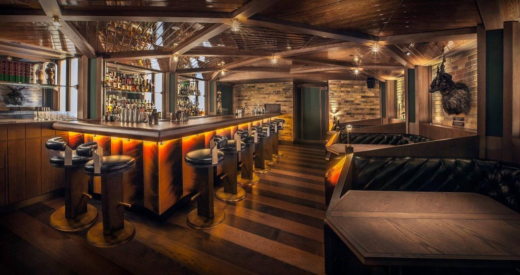 PDT Hong Kong - From classics done right, to signature libations that will blow your mind, these are the hotel bars that are driving the city's cocktail scene.